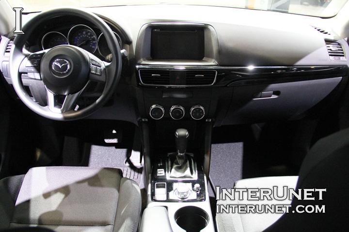 2016 Mazda CX 5 Interior