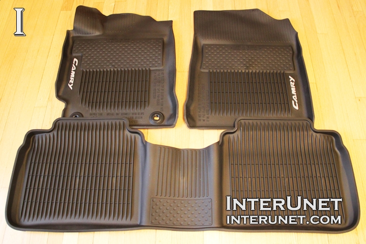 2016 Toyota Camry All Weather Floor Liner Interunet
