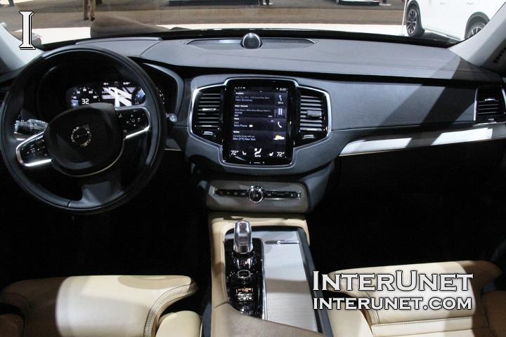 2016 Volvo XC90 T8 plug-in hybrid | interunet