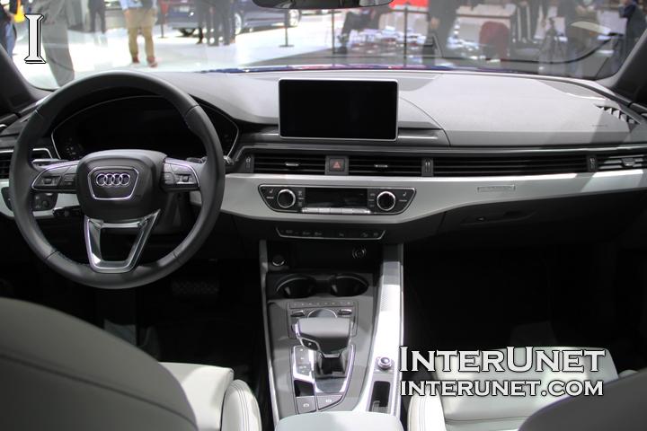 2017 Audi A4 Allroad Quattro | interunet