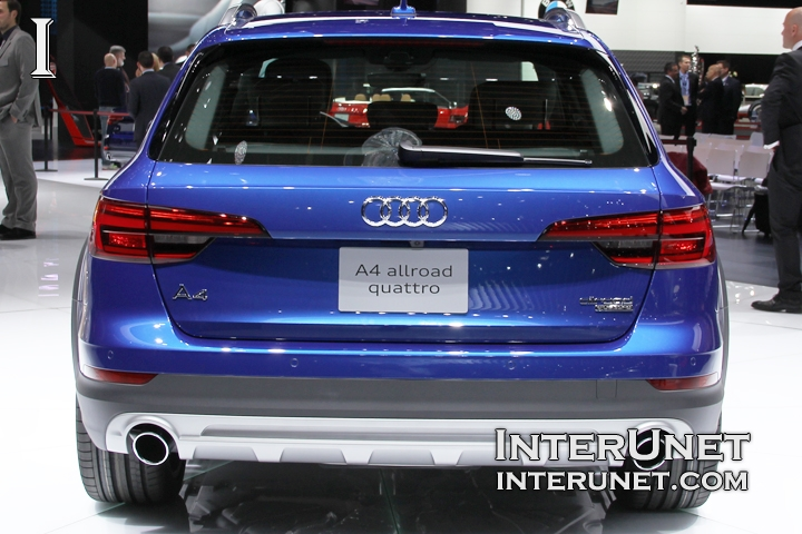 2017-Audi-A4-Allroad-Quattro-rear