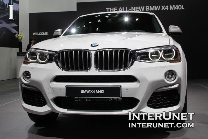 2017-BMW-X4-M40i-front