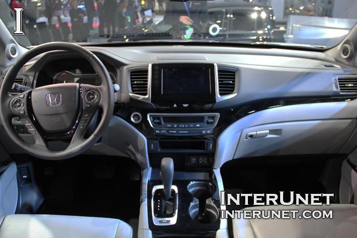 2017 Honda Ridgeline Interunet
