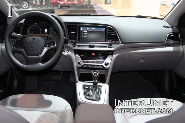 2017-Hyundai-Elantra-Limited-interior