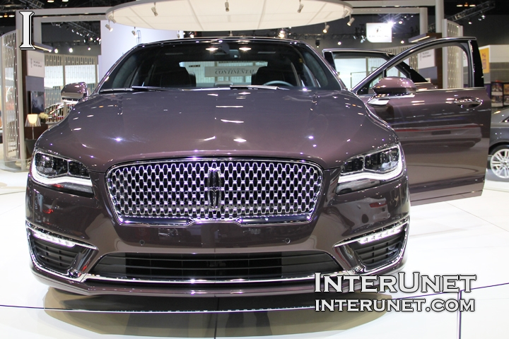 2017-Lincoln-MKZ-front