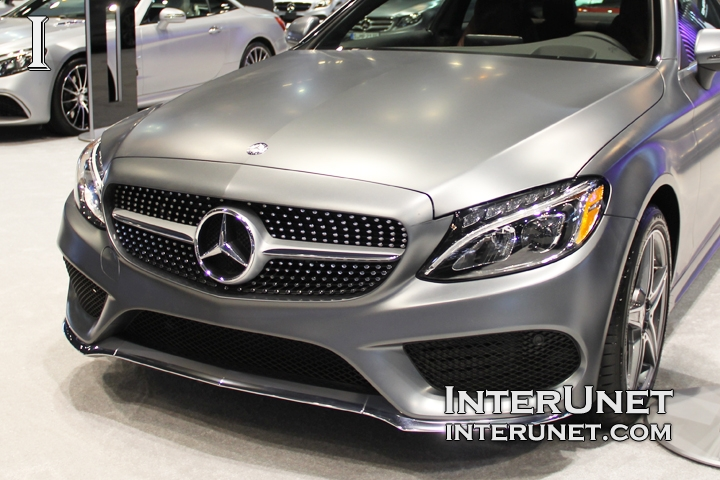 2017 mercedes-benz c300 coupe 4matic | interunet
