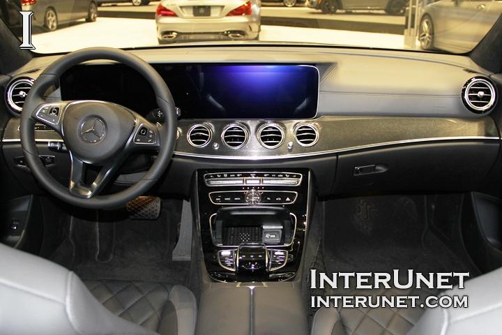 2017-Mercedes-Benz-E220d-interior