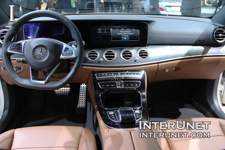 2017-Mercedes-Benz-E300-interior