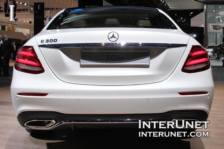 2017-Mercedes-Benz-E300-rear
