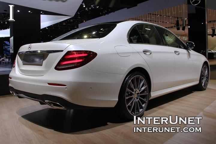 2017 Mercedes-Benz E300 | interunet