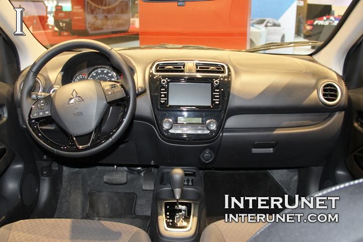 2017-Mitsubishi-Mirage-GT-interior