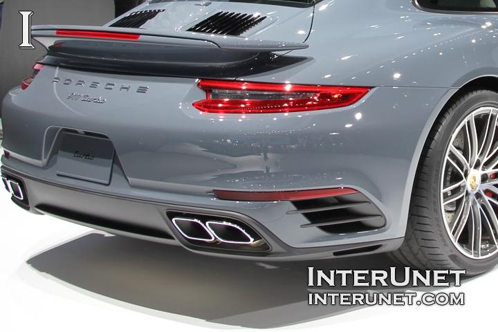 2017-Porsche-911-Turbo-rear
