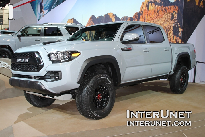 2017 toyota tacoma trd pro interunet. Black Bedroom Furniture Sets. Home Design Ideas