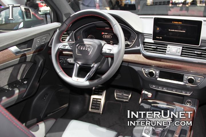 2018-Audi-SQ5-controls