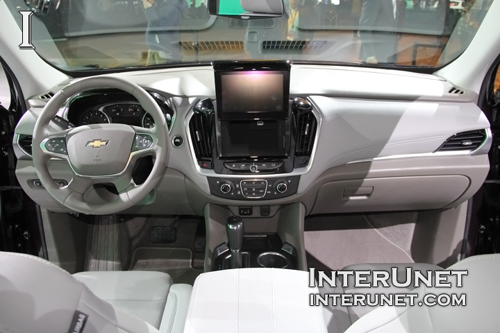 2018 Chevrolet Traverse Interunet