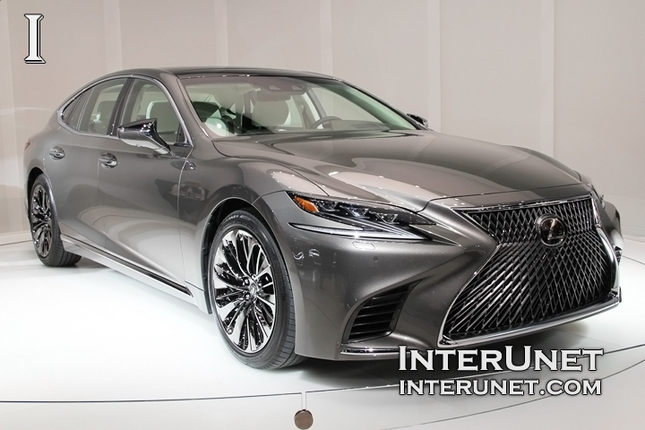 2018-Lexus-LS-500-front-right