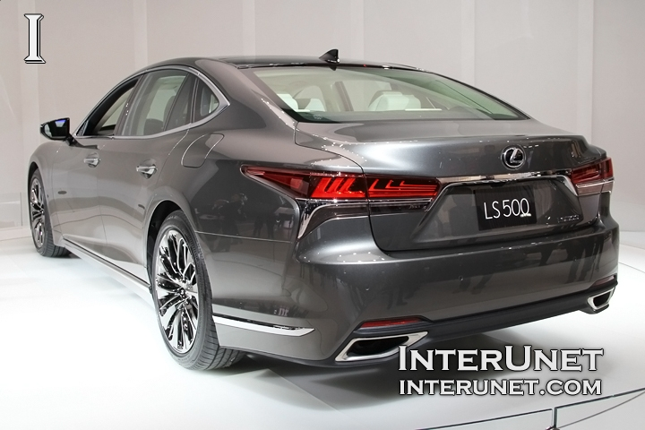 2018-Lexus-LS-500-rear-left