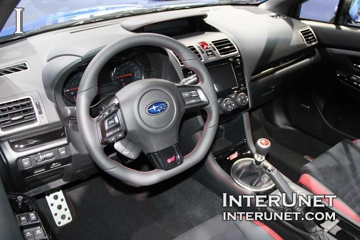 2018-Subaru-WRX-STI-dash