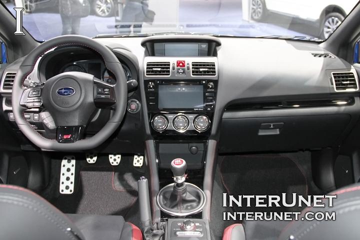 2018-Subaru-WRX-STI-inside