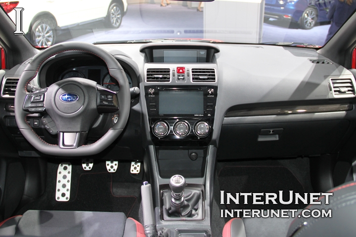 2018-Subaru-WRX-dash