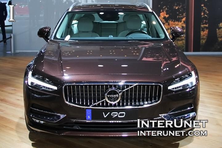 2018-Volvo-V90-T6-Wagon-front
