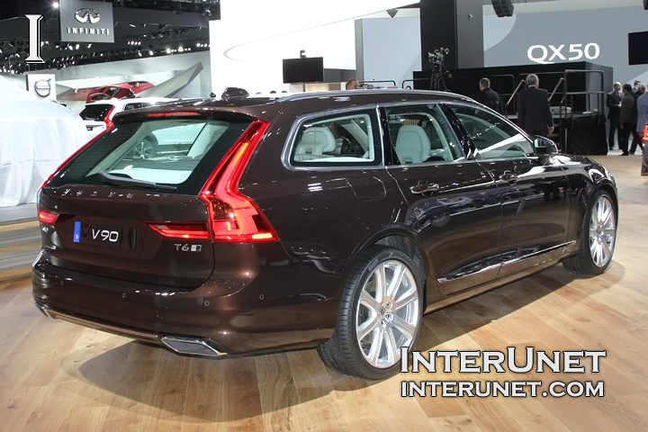 2018-Volvo-V90-T6-Wagon-rear