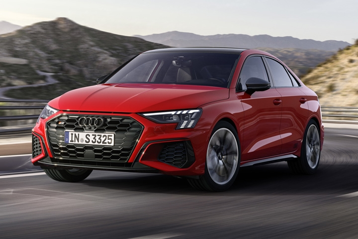 2021 Audi S3 Sport Sedan