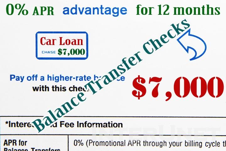 0%-APR-Balance-Transfer-Checks