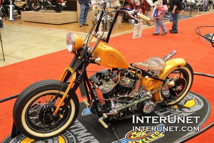 1974 Bobber custom