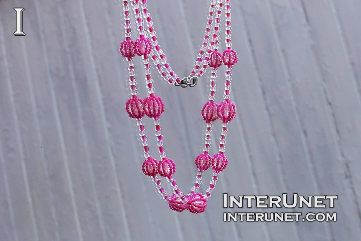 DIY-necklace-from-beads