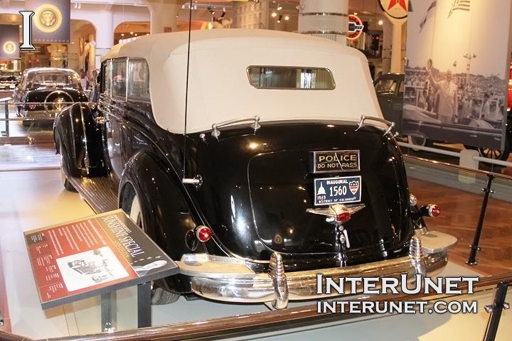 President-Franklin-Delano-Roosevelt's-1932-Lincoln-Sunshine-Special-Car