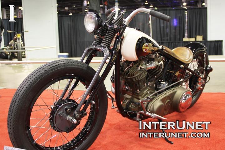 Harley Davidson custom