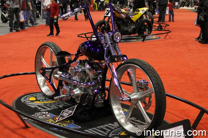 Purple-Bobber-2013-DD-Custom-right-front-side-view