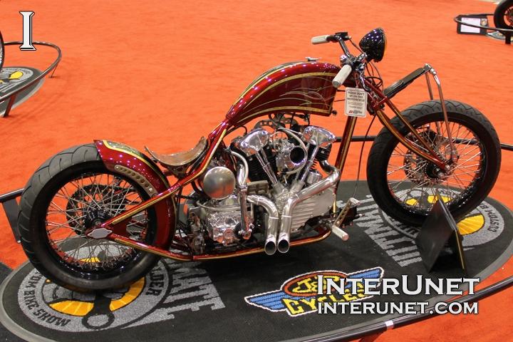 Harley-Davidson Knucklehead custom