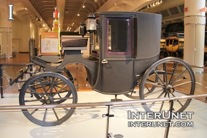Theodore-Roosevelt's-vehicle