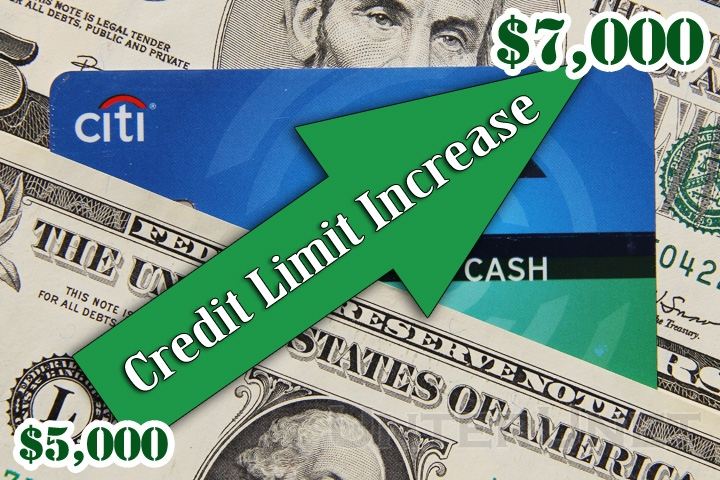 credit line increase request