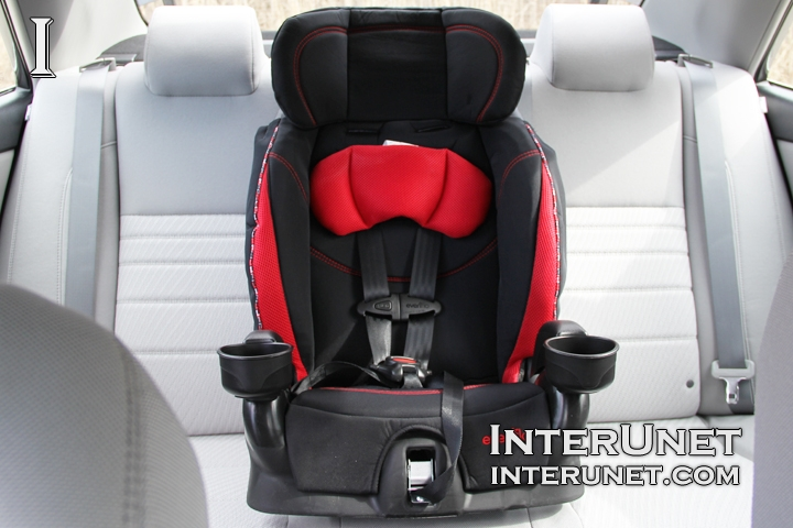 Installing Car Seat For A Toddler In 2016 Toyota Camry