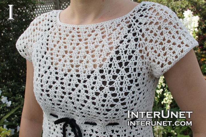 Crochet A Blouse Interunet