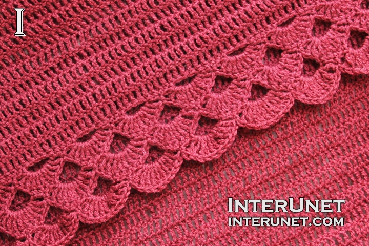 crochet-borders-triple-crochet-stitch