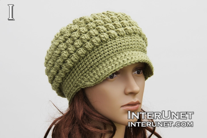 Hat crochet pattern  f783ac12597