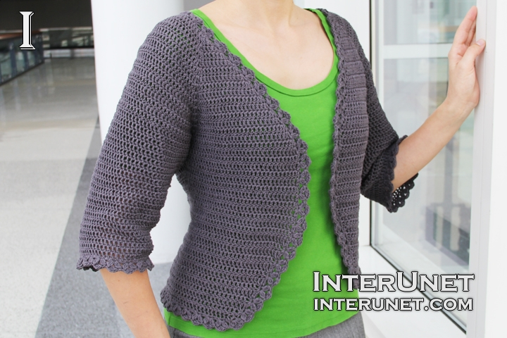 crochet-cardigan-double-crochet-stitch