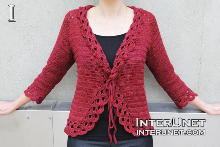 crochet-cardigan-sweater-with-belt