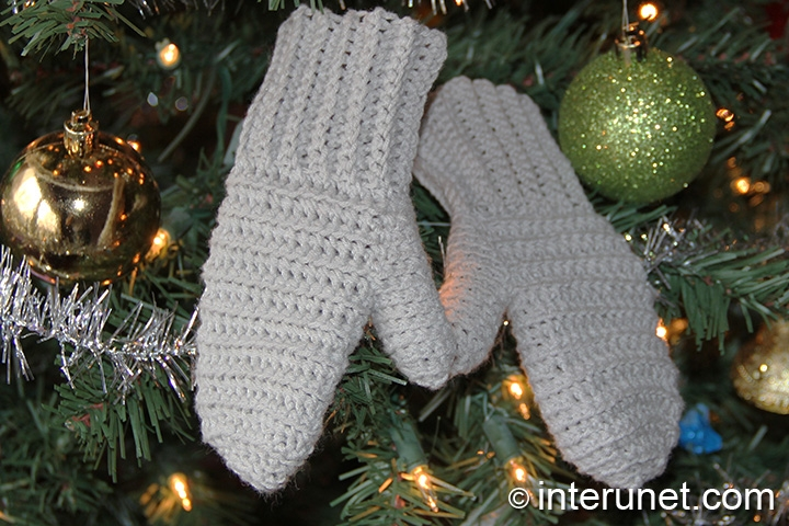 easy-to-crochet-mittens