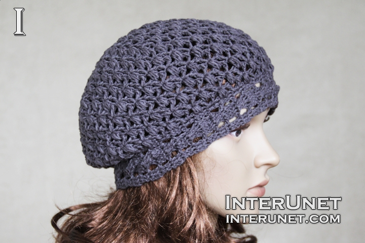 Beginners Stitch Hat Crochet Pattern Interunet