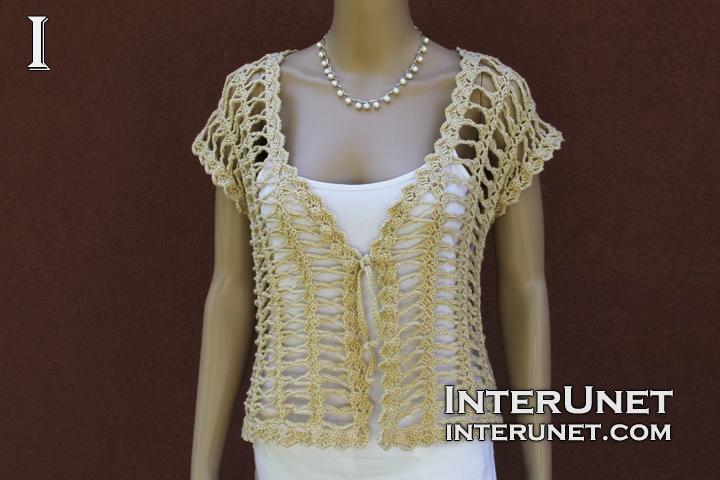 crochet-bolero-jacket