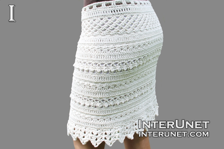 crochet-lace-skirt