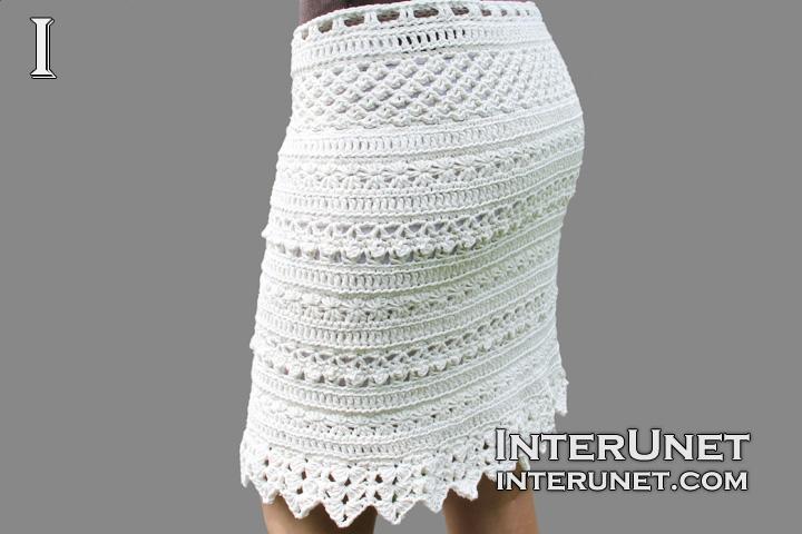 crochet-lace-skirt