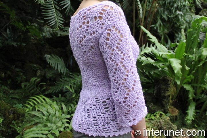 crochet-women's-lace-sweater