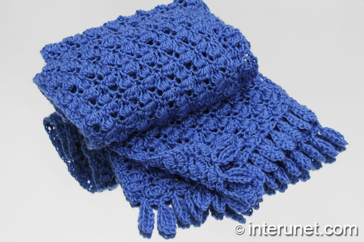 crochet-blue-scarf