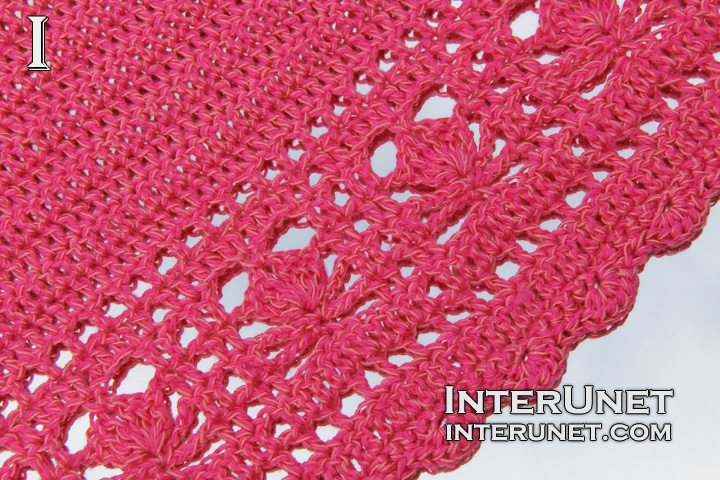 Crochet Stitches Trc : crochet stitch